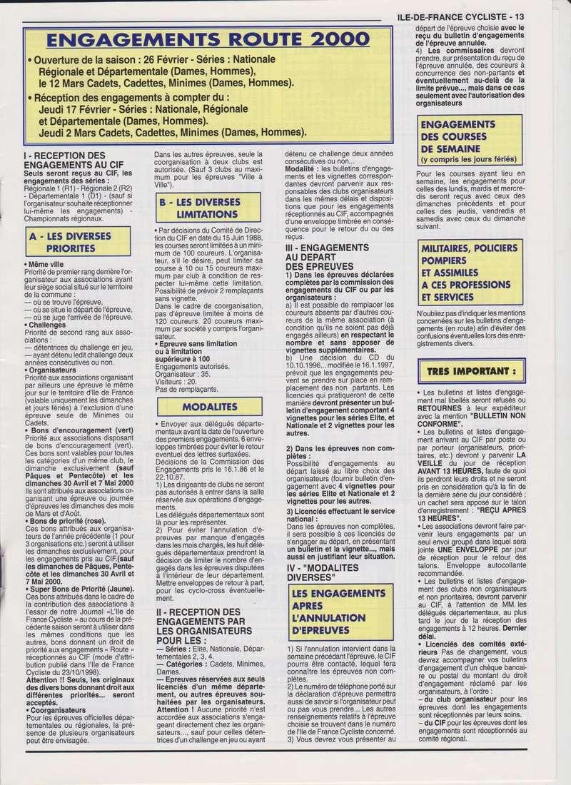 Coureurs et Clubs de janvier 2000 à juillet 2004 01337