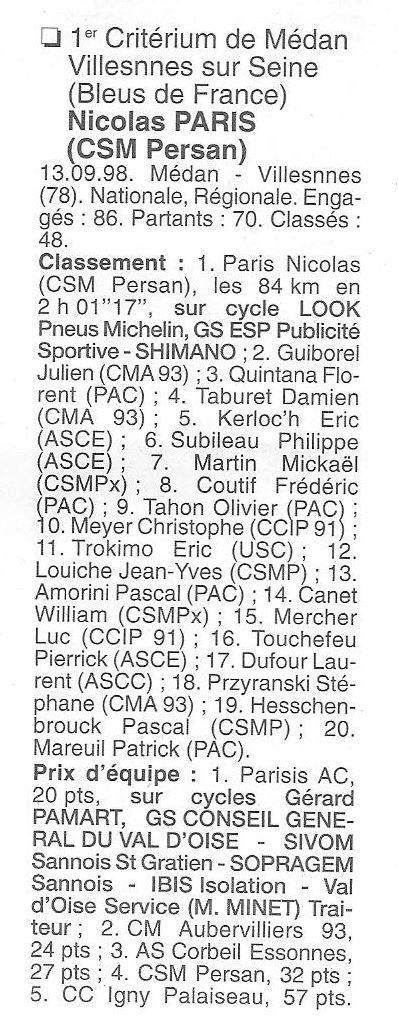 CSM.Persan. BIC. Toute une époque de janvier 1990 à novembre 2007 - Page 27 01411