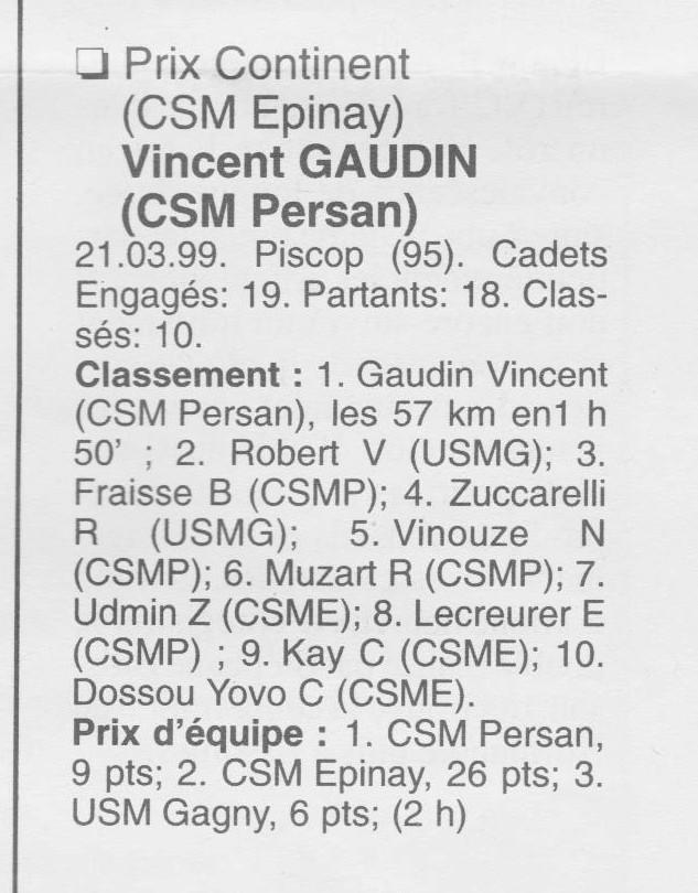 CSM.Persan. BIC. Toute une époque de janvier 1990 à novembre 2007 - Page 27 02915