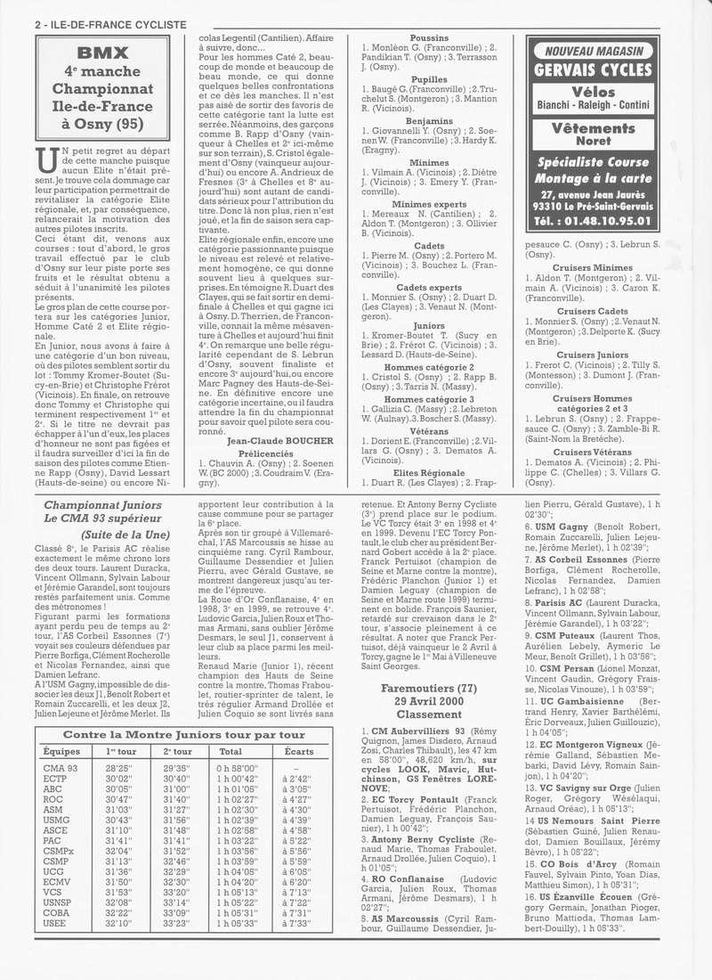 Coureurs et Clubs de janvier 2000 à juillet 2004 - Page 4 0_00218