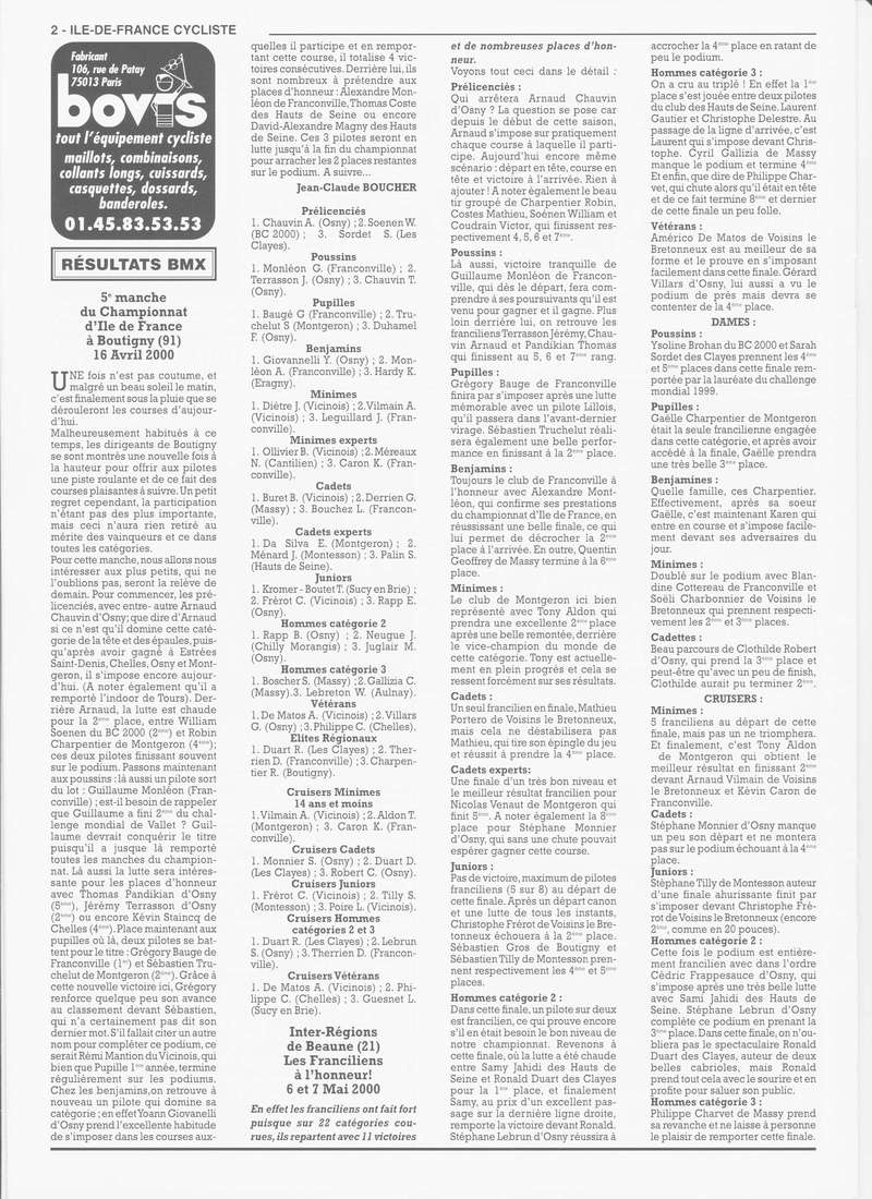 Coureurs et Clubs de janvier 2000 à juillet 2004 - Page 5 0_00219