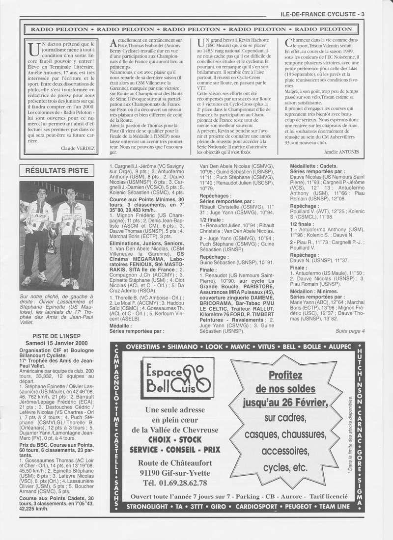 Coureurs et Clubs de janvier 2000 à juillet 2004 0_00316