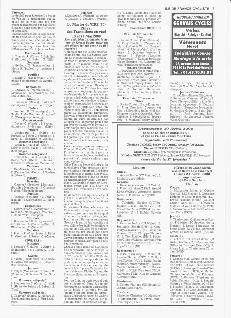 Coureurs et Clubs de janvier 2000 à juillet 2004 - Page 5 0_00319
