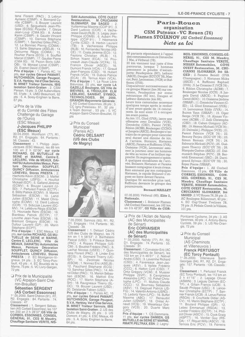 Coureurs et Clubs de janvier 2000 à juillet 2004 - Page 5 0_00722