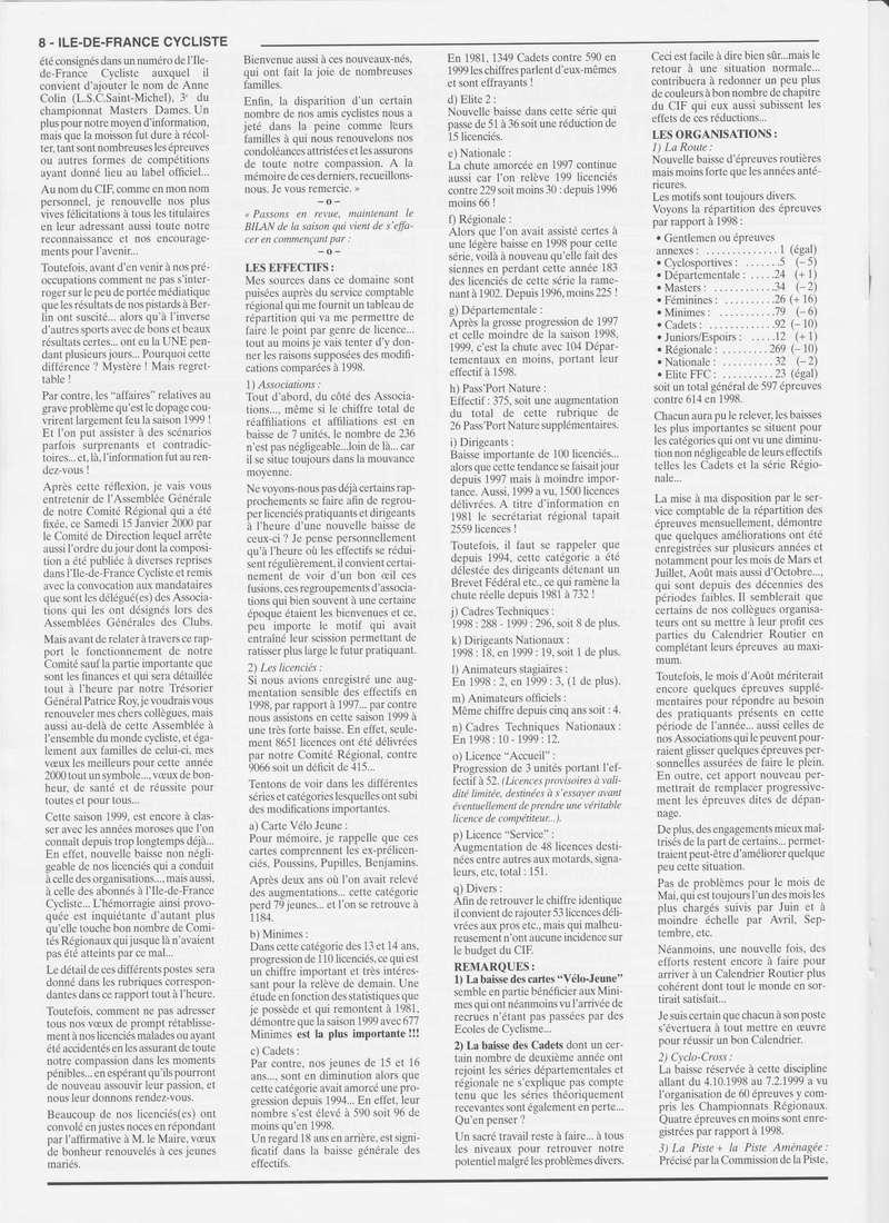 Coureurs et Clubs de janvier 2000 à juillet 2004 0_00816