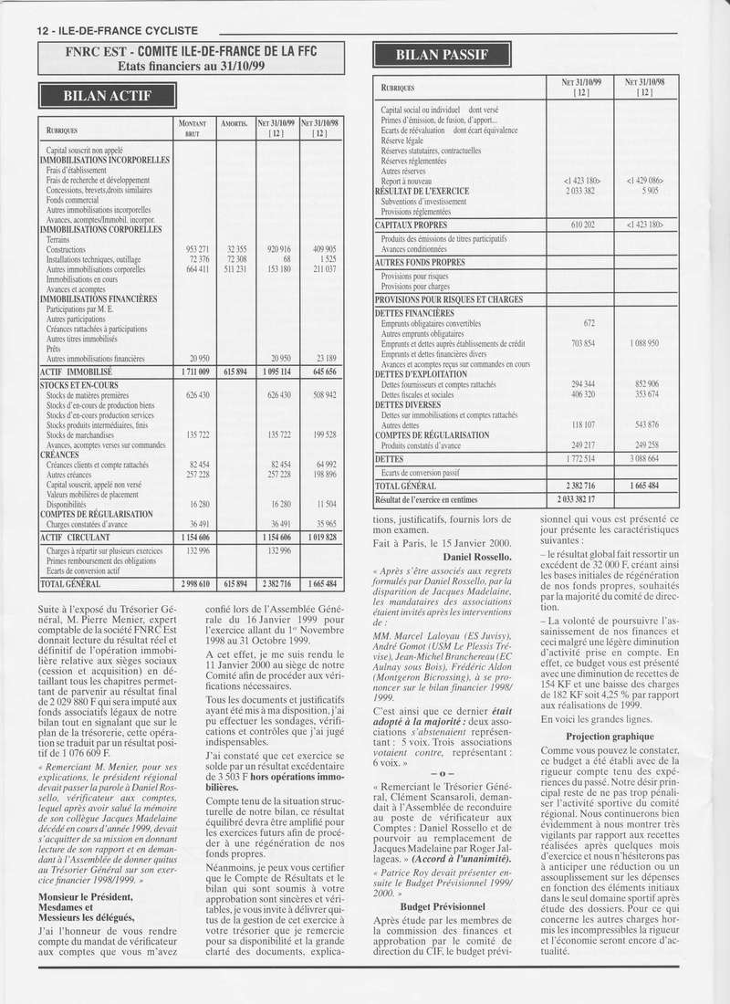 Coureurs et Clubs de janvier 2000 à juillet 2004 0_01215