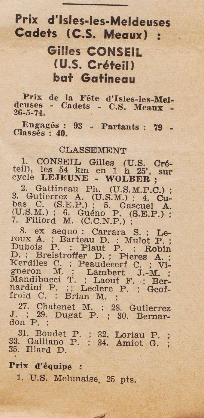Coureurs et Clubs de juin 1974 à mars 1977 1974_031