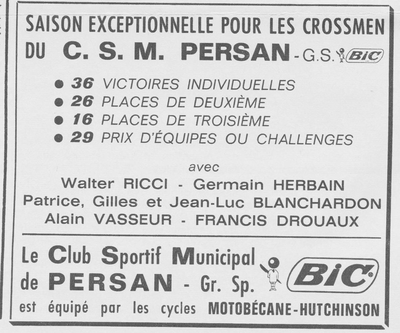 CSM.Persan.BIC. Toute une époque de juin 1974 à......... 1974_060
