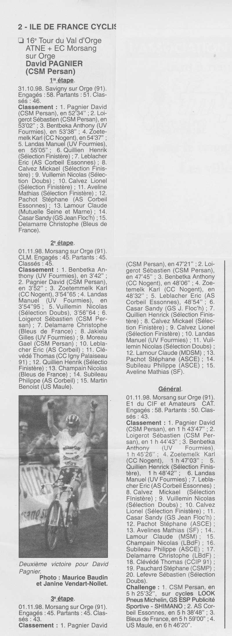 CSM.Persan. BIC. Toute une époque de janvier 1990 à novembre 2007 - Page 27 1998_011