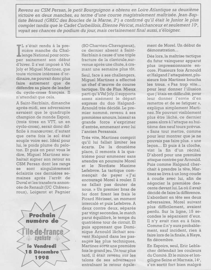 CSM.Persan. BIC. Toute une époque de janvier 1990 à novembre 2007 - Page 27 1998_013