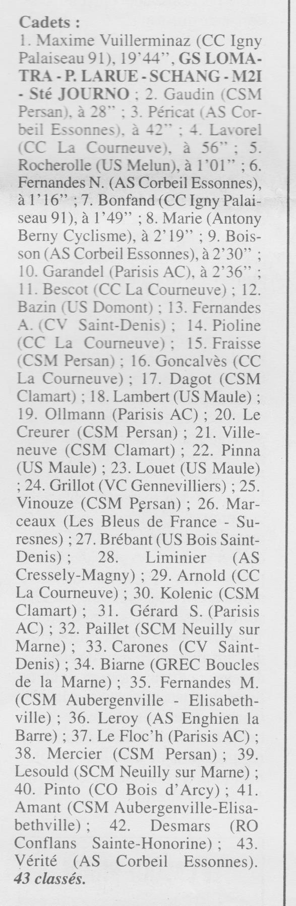 CSM.Persan. BIC. Toute une époque de janvier 1990 à novembre 2007 - Page 27 1999_014