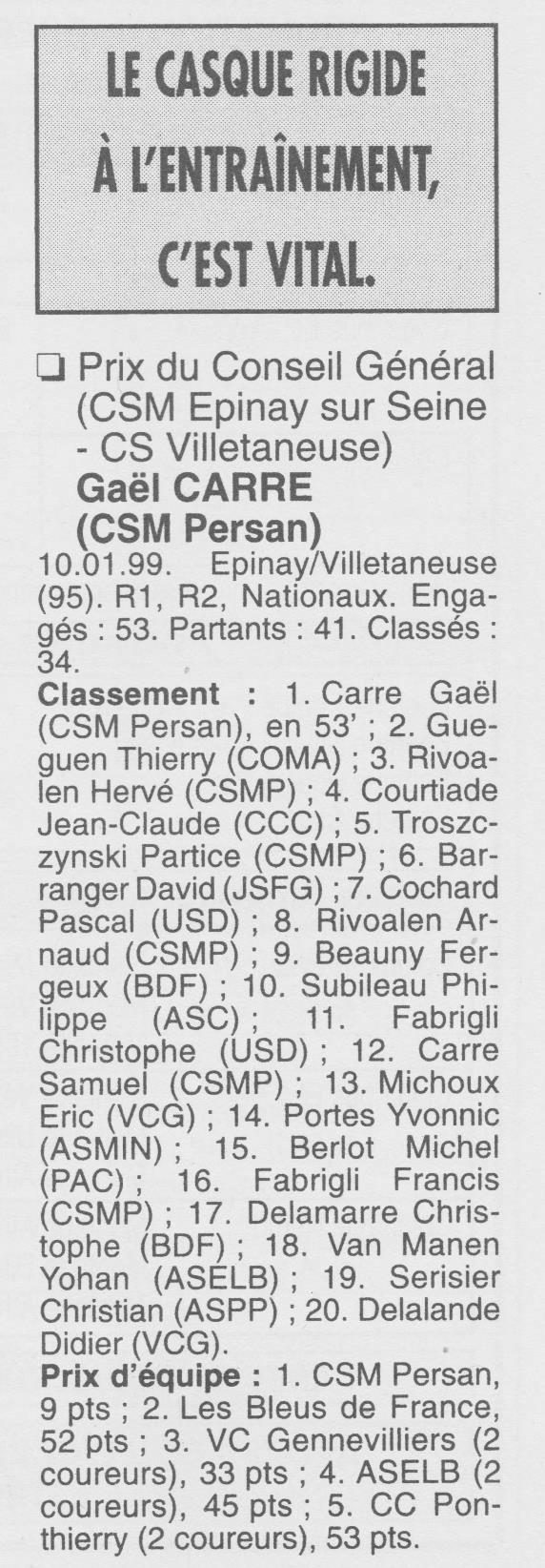 CSM.Persan. BIC. Toute une époque de janvier 1990 à novembre 2007 - Page 27 1999_021