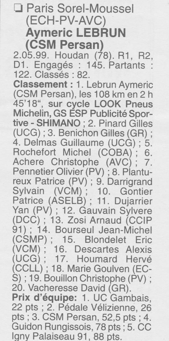 CSM.Persan. BIC. Toute une époque de janvier 1990 à novembre 2007 - Page 27 1999_028