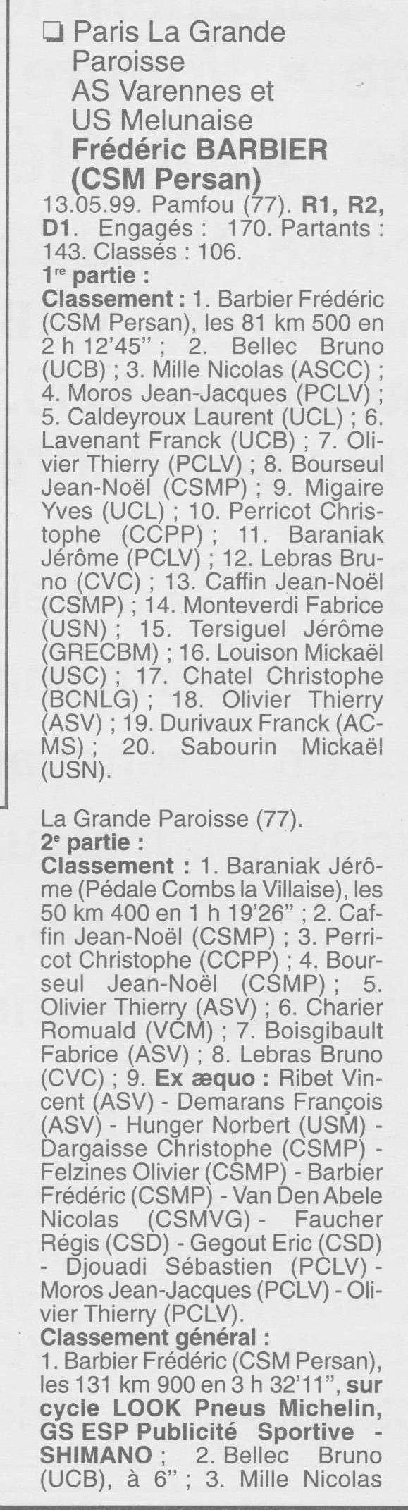 CSM.Persan. BIC. Toute une époque de janvier 1990 à novembre 2007 - Page 27 1999_031