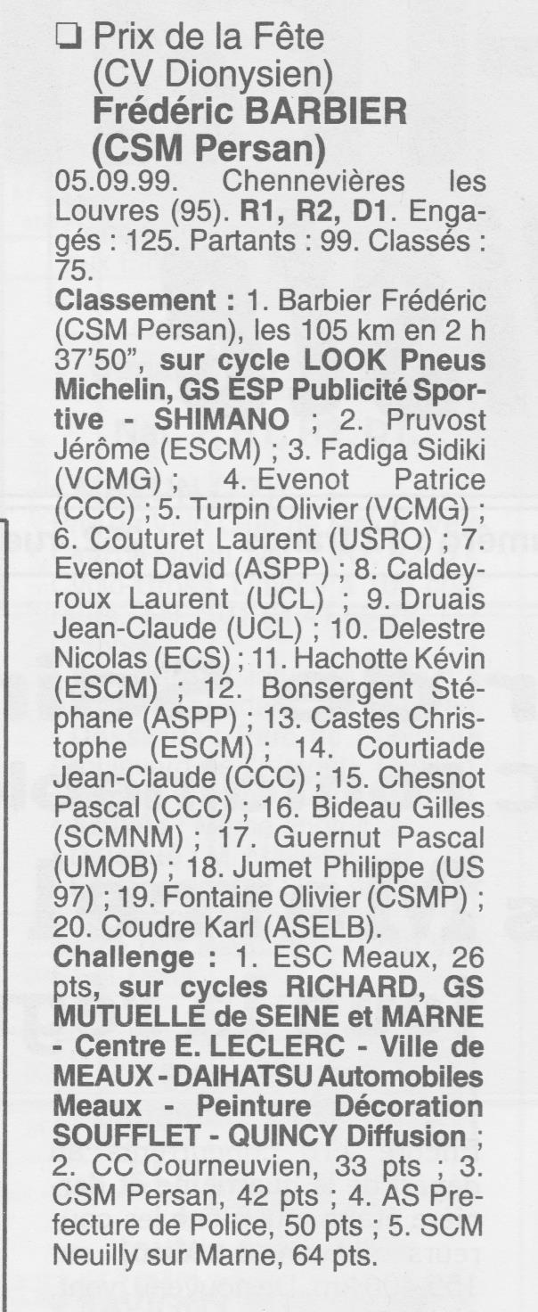 CSM.Persan. BIC. Toute une époque de janvier 1990 à novembre 2007 - Page 27 1999_040
