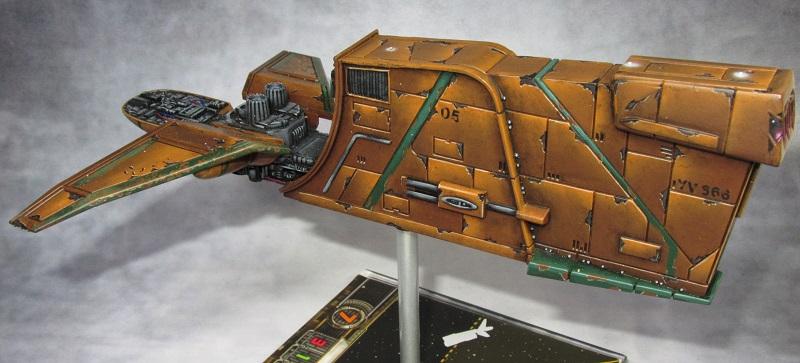 Overburns bunte Schiffchen Vx-66611