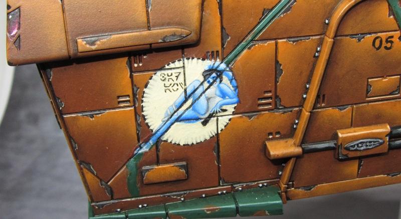 Overburns bunte Schiffchen Vx-66612