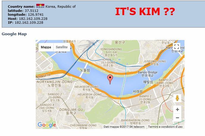La Corea è interessata al nostro forum Corea-10