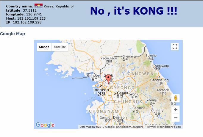 La Corea è interessata al nostro forum Corea-11
