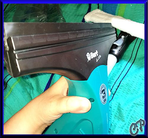 Bort BSS 36-Li Akku Fensterreiniger Fenstersauger Fertig12