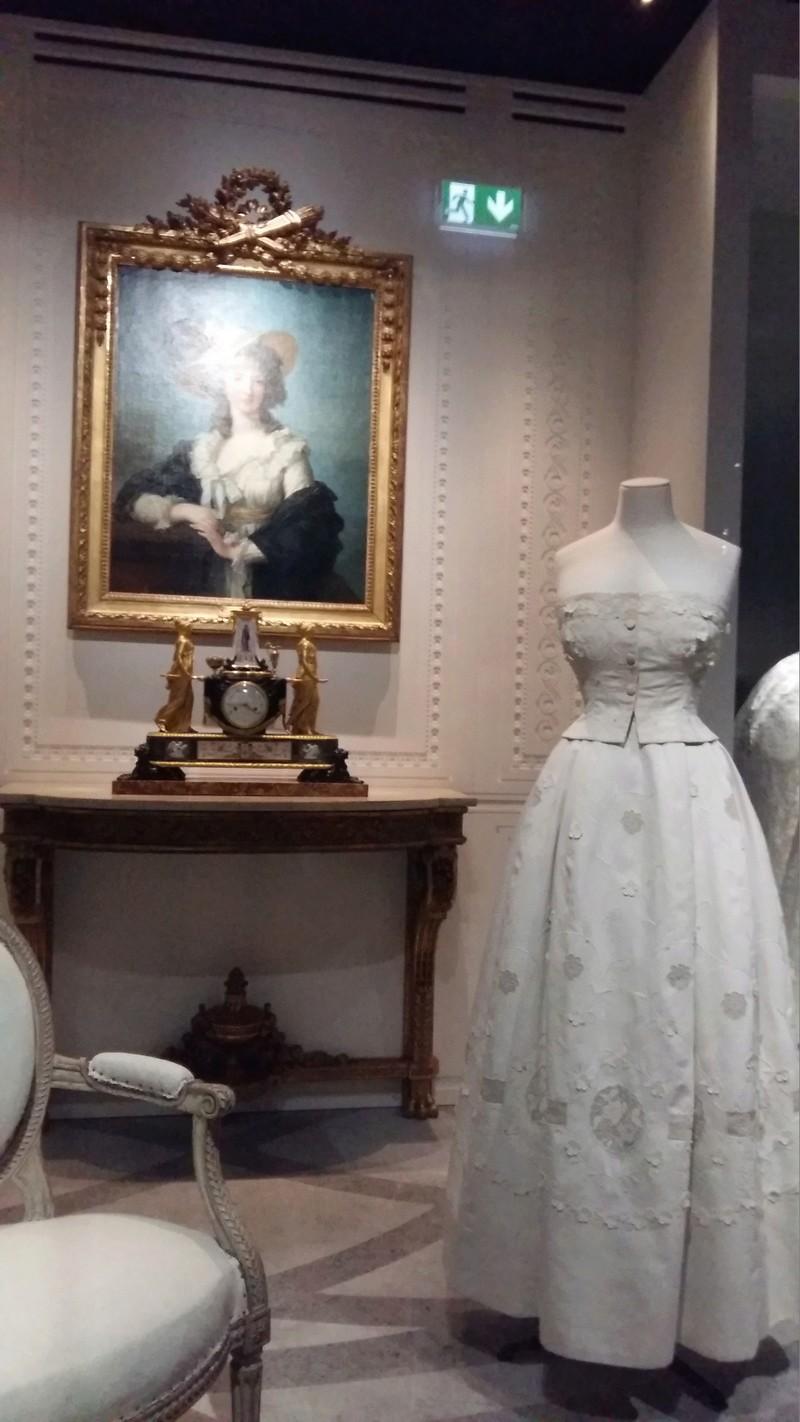 Exposition Dior au Musée des Arts Décoratifs 20170810