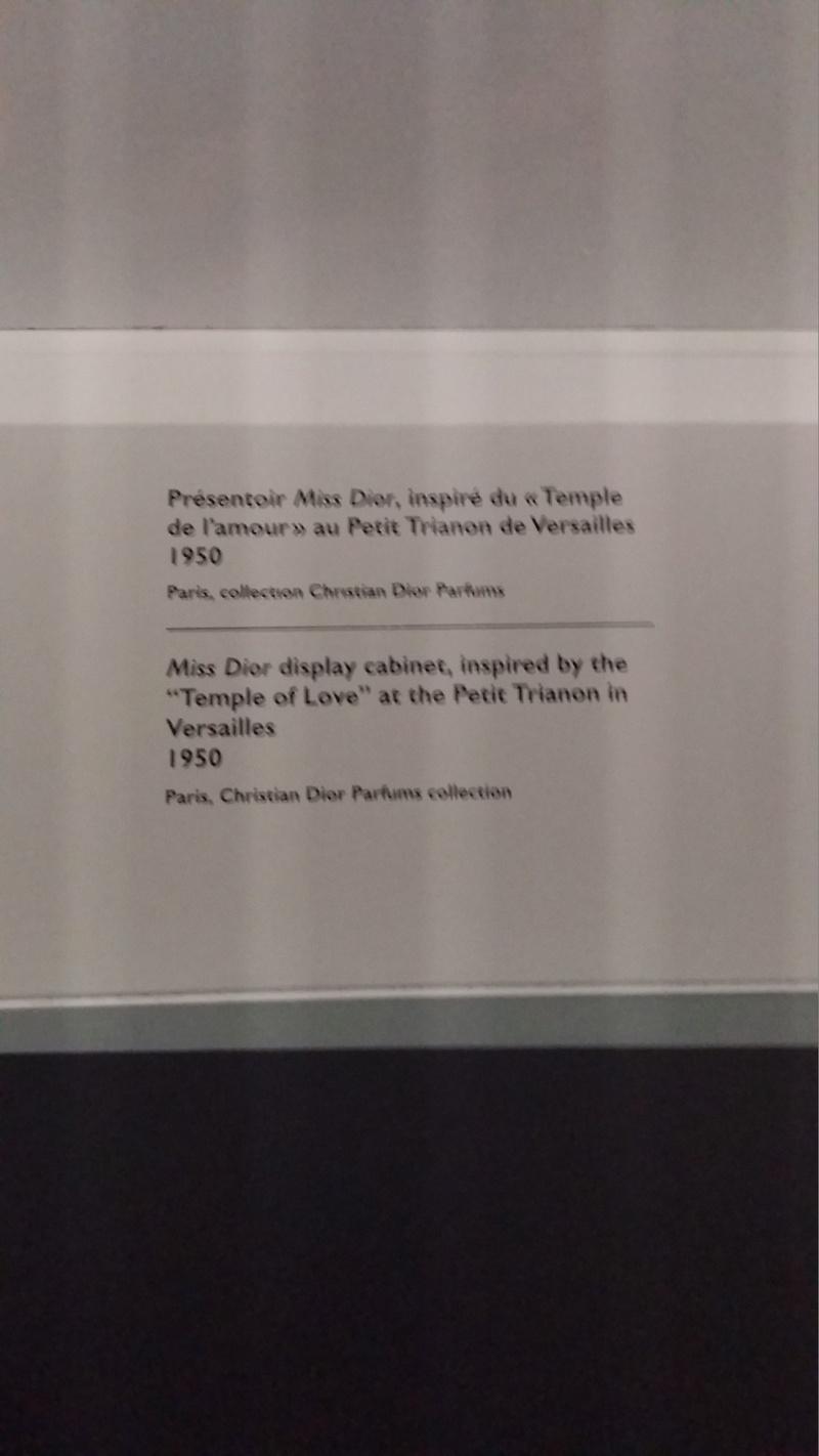 Exposition Dior au Musée des Arts Décoratifs 20170812