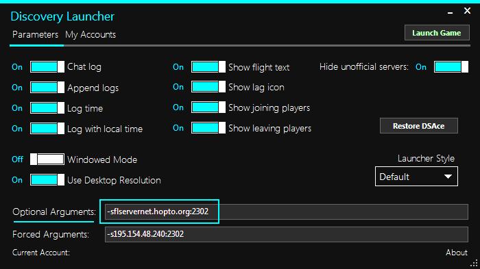 Подключение к серверу: Ieaezz13