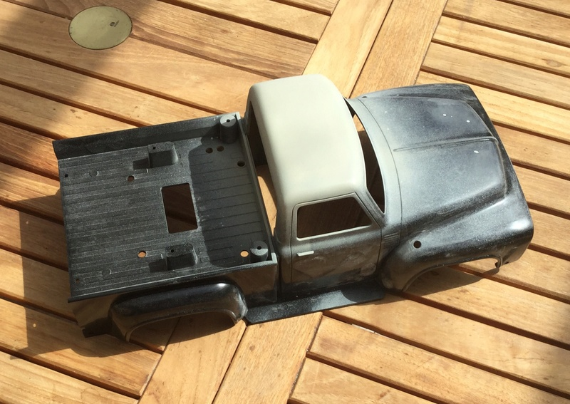 Ford F100 53 au 1/12 Img_3026