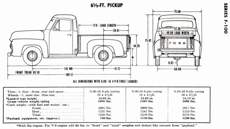 Ford F100 53 au 1/12 - Page 2 Img_3036