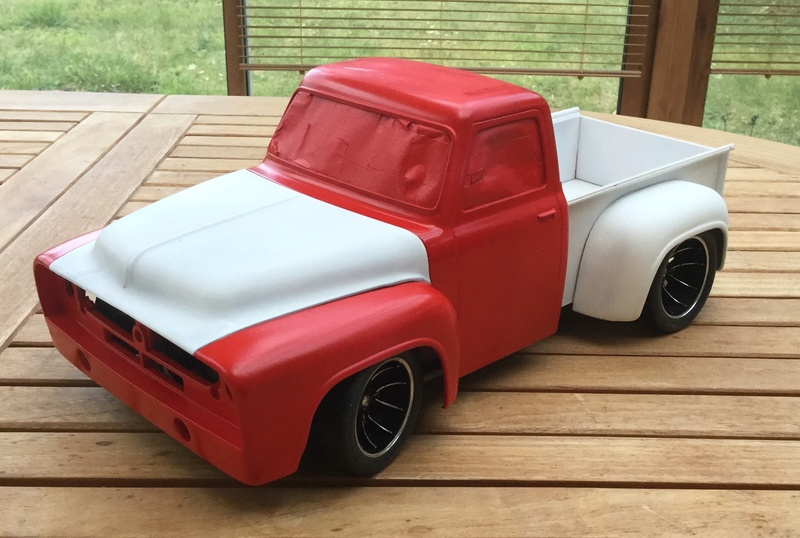 Ford F100 53 au 1/12 - Page 8 Img_3652