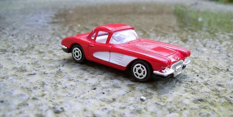 N°279 Chevrolet Corvette 1958 126_3118