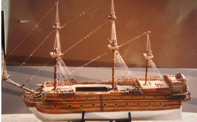 costruzione - Costruzione fregata Unicorn  1fen10