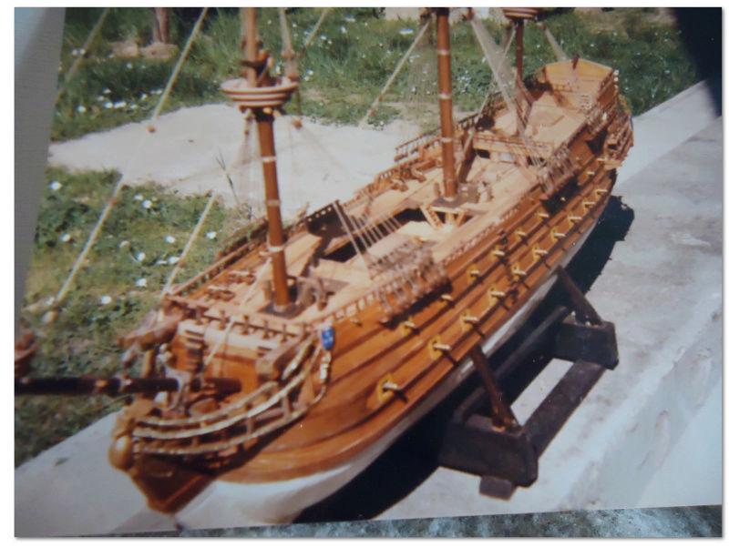 Costruzione fregata Unicorn  8a_phe10