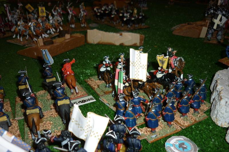 [BP] Bataille de Malplaquet 1709 1610