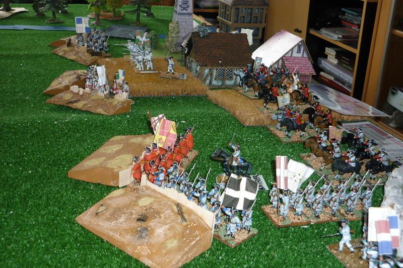 [BP] Bataille de Malplaquet 1709 313