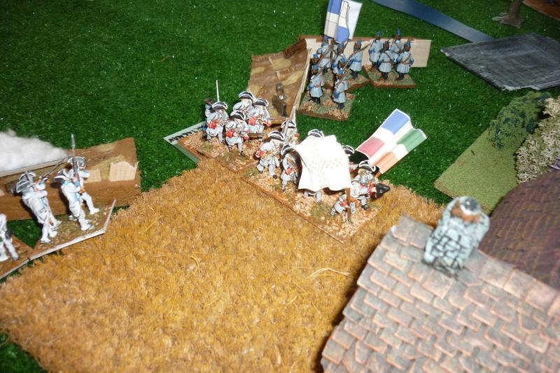 [BP] Bataille de Malplaquet 1709 811