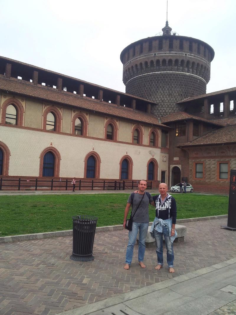 In giro per Milano - 3 Ottobre 20171018