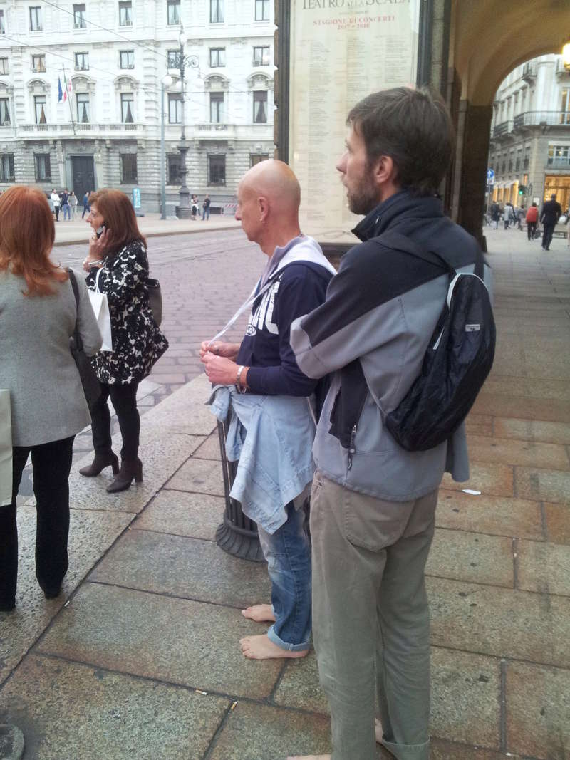 In giro per Milano - 3 Ottobre 20171021