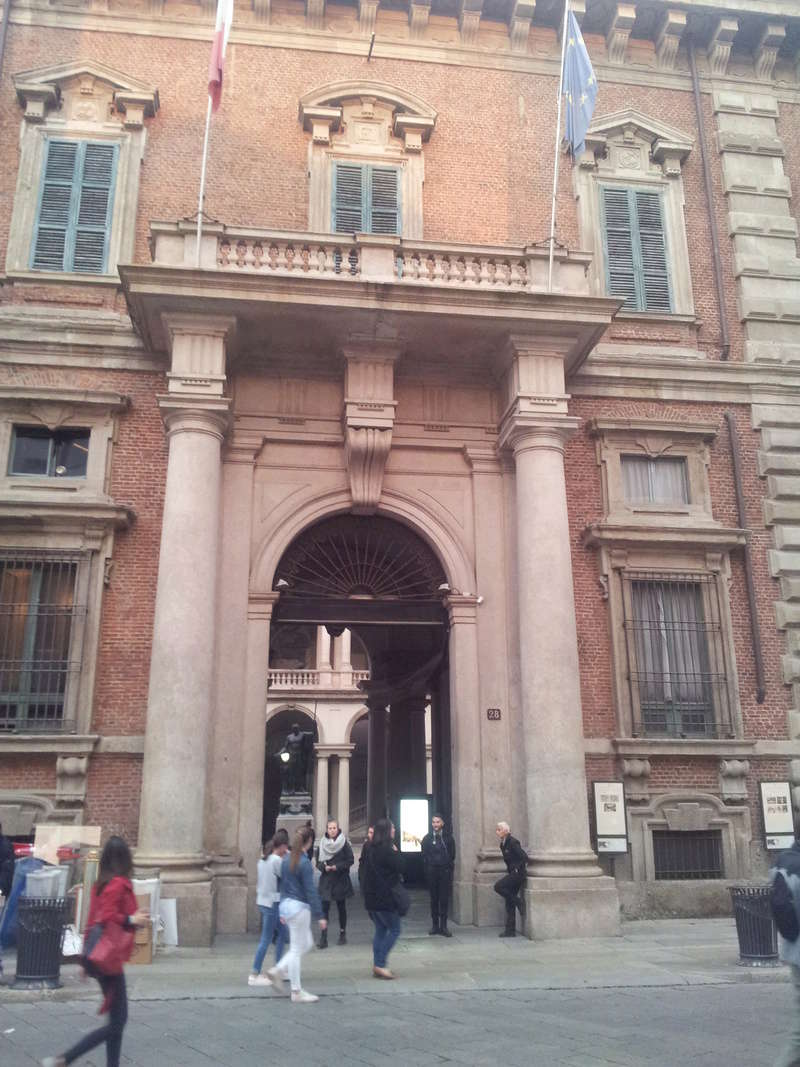In giro per Milano - 3 Ottobre 20171022