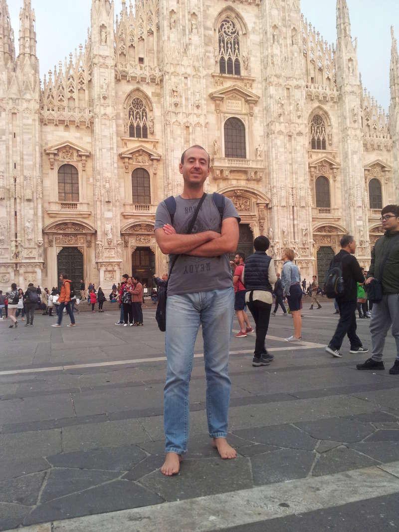 In giro per Milano - 3 Ottobre 20171025