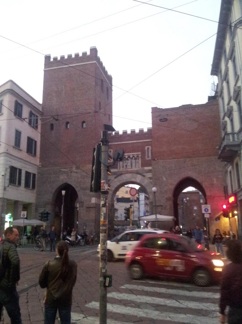 In giro per Milano - 3 Ottobre 20171029