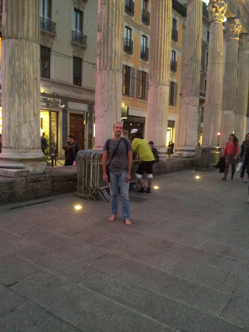 In giro per Milano - 3 Ottobre 20171030
