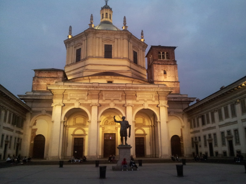 In giro per Milano - 3 Ottobre 20171031