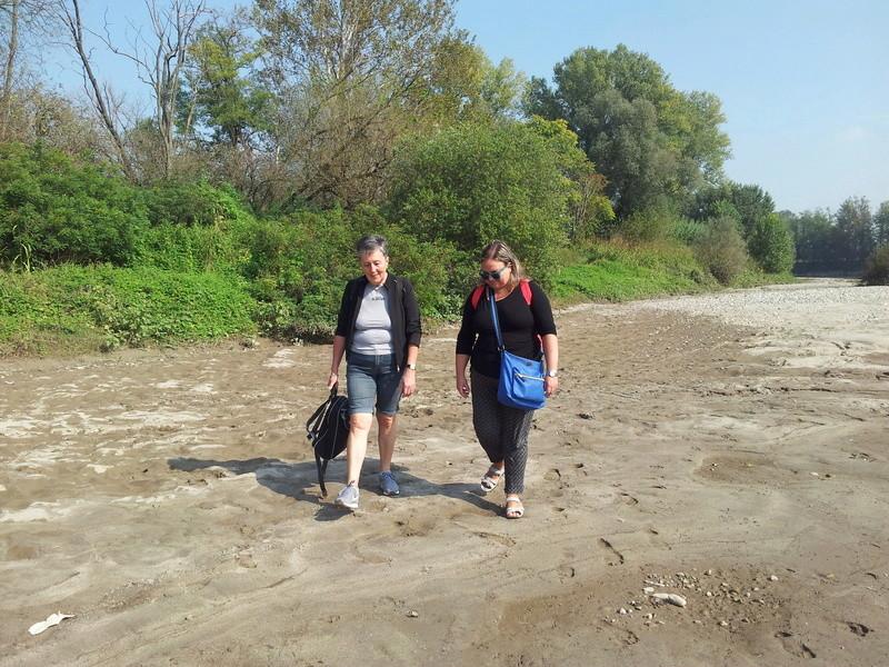 Per boschi sul fiume Adda - Domenica 24/9 Donne13