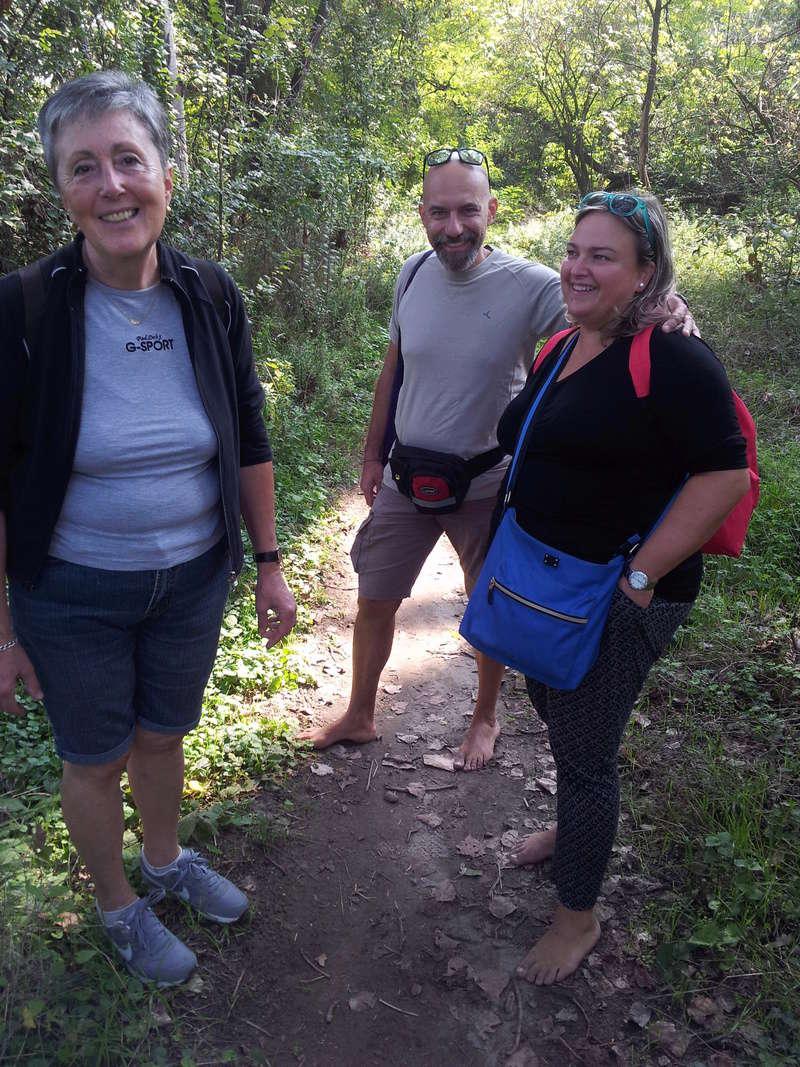 Per boschi sul fiume Adda - Domenica 24/9 Gruppo10