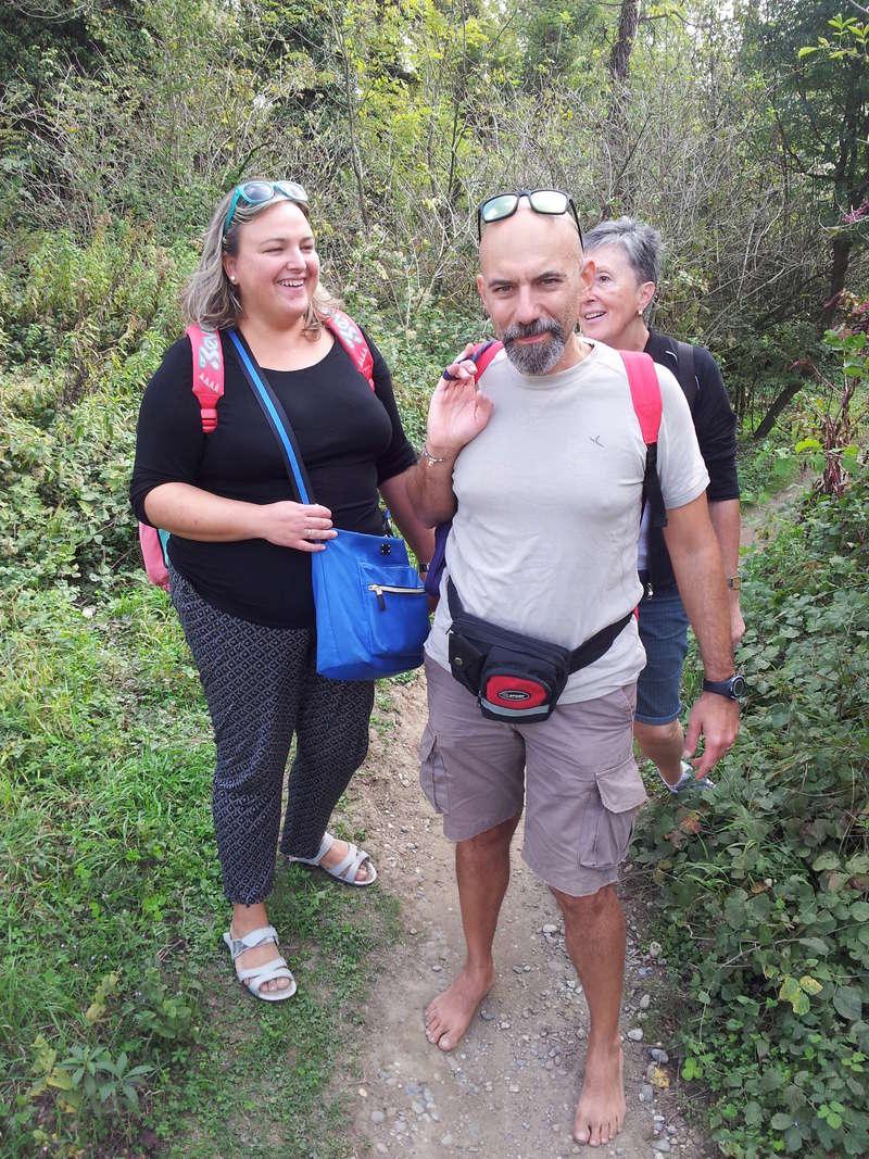 Per boschi sul fiume Adda - Domenica 24/9 Gruppo11