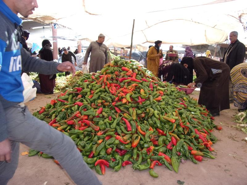 [Maroc/Commerces]  Souks et Marchés  Rimg0211