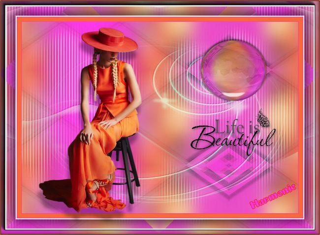 N° 4 Manany Tutorial Beautiful Hl_tut11