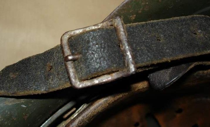 Casque M42 à identifier Post-412