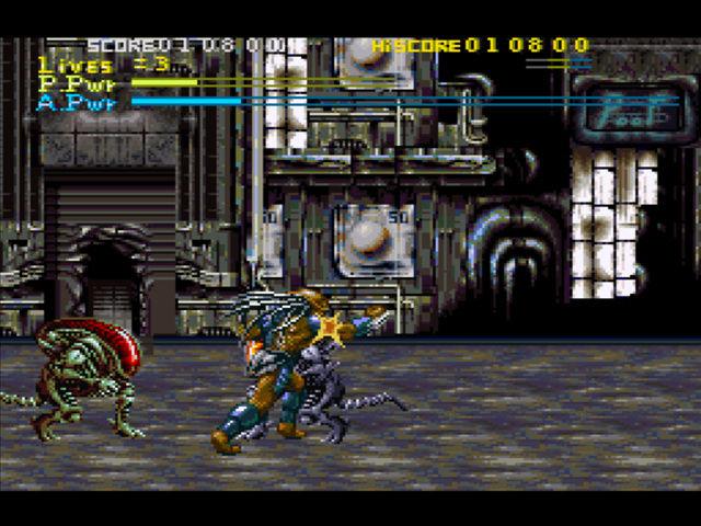 [Jorudan] Alien vs. Predator Avpsne10